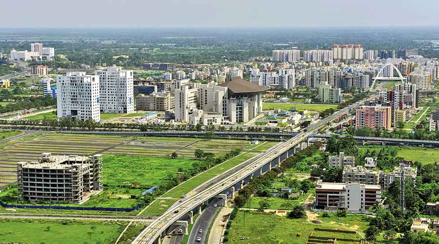The 72-acre development will come up in Rajarhat in close proximity to the IT and office hub in that part of the city.