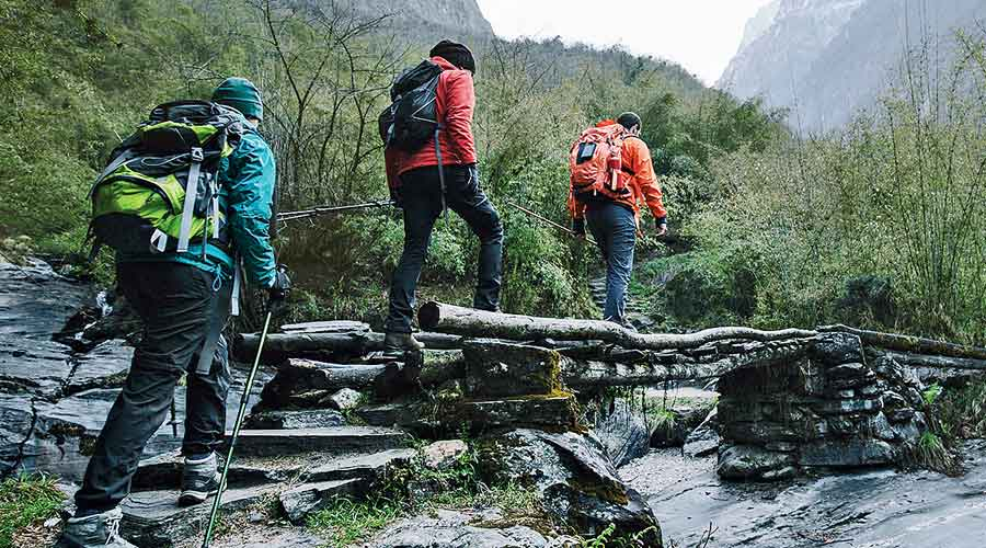 The first three of those will be Darwa-Dodital treks to be conducted this month, beginning on January 9 while the next three are scheduled for Dayara Top next month, the first of the series beginning on February 2