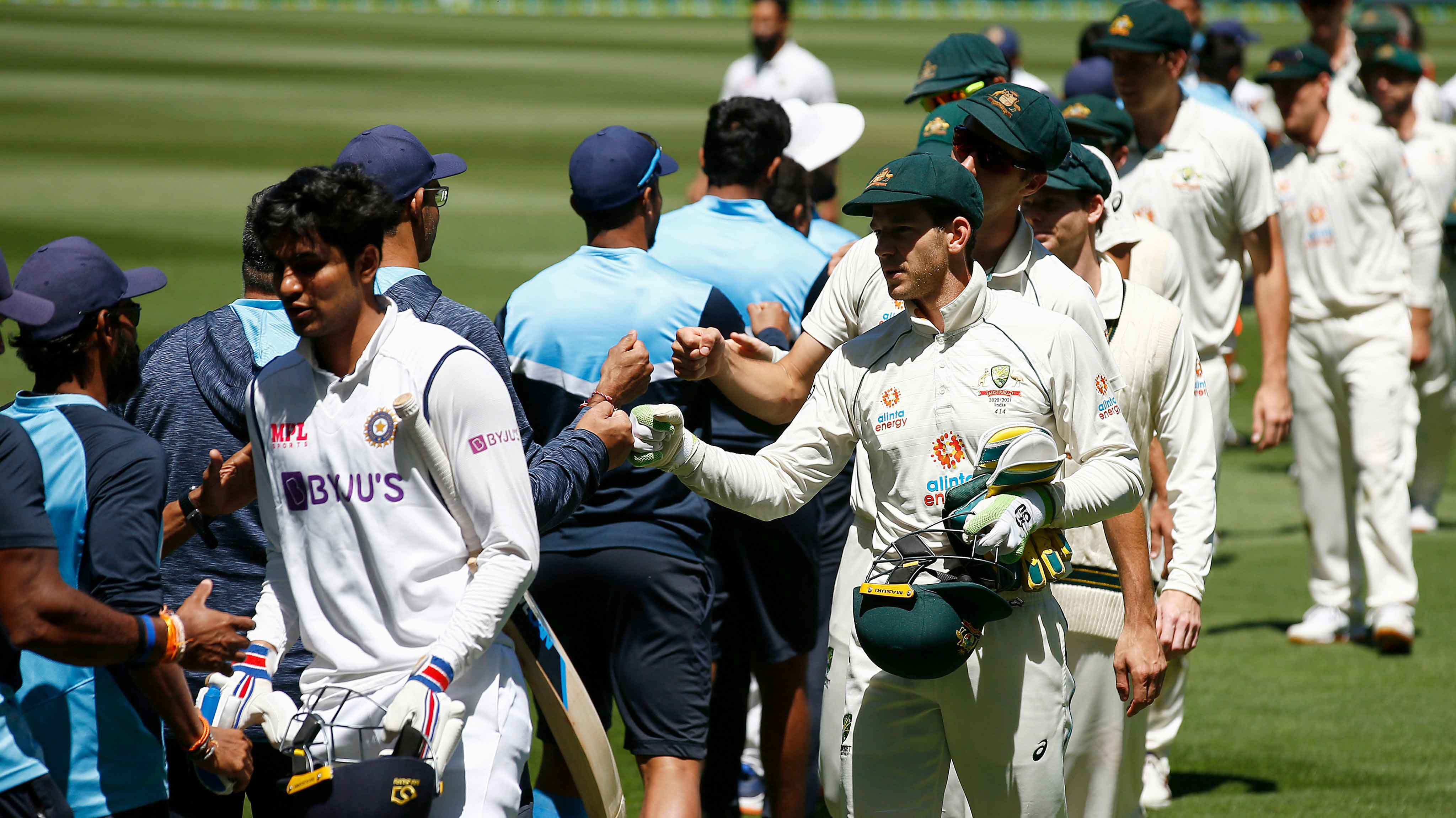 India levelled the series in a gripping Test match played in front of almost 90k fans across the four days at the MCG