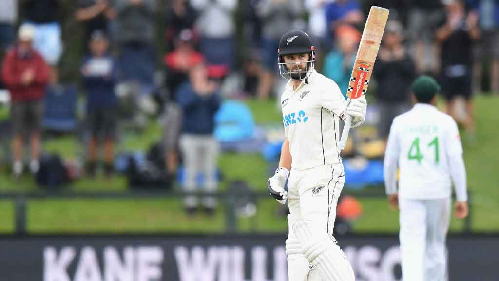 NZ vs PAK: Jamieson has a strong desire to improve, reckons Williamson