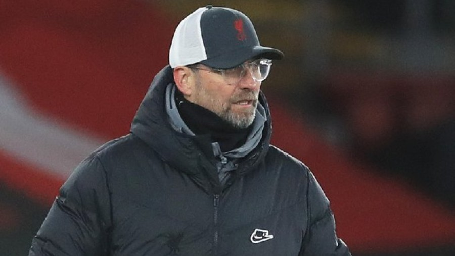 Jurgen Klopp reacts to Liverpool's defeat to Southampton