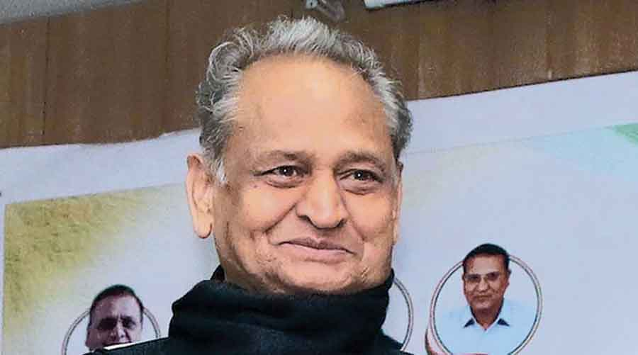Gehlot opposes ashram demolition