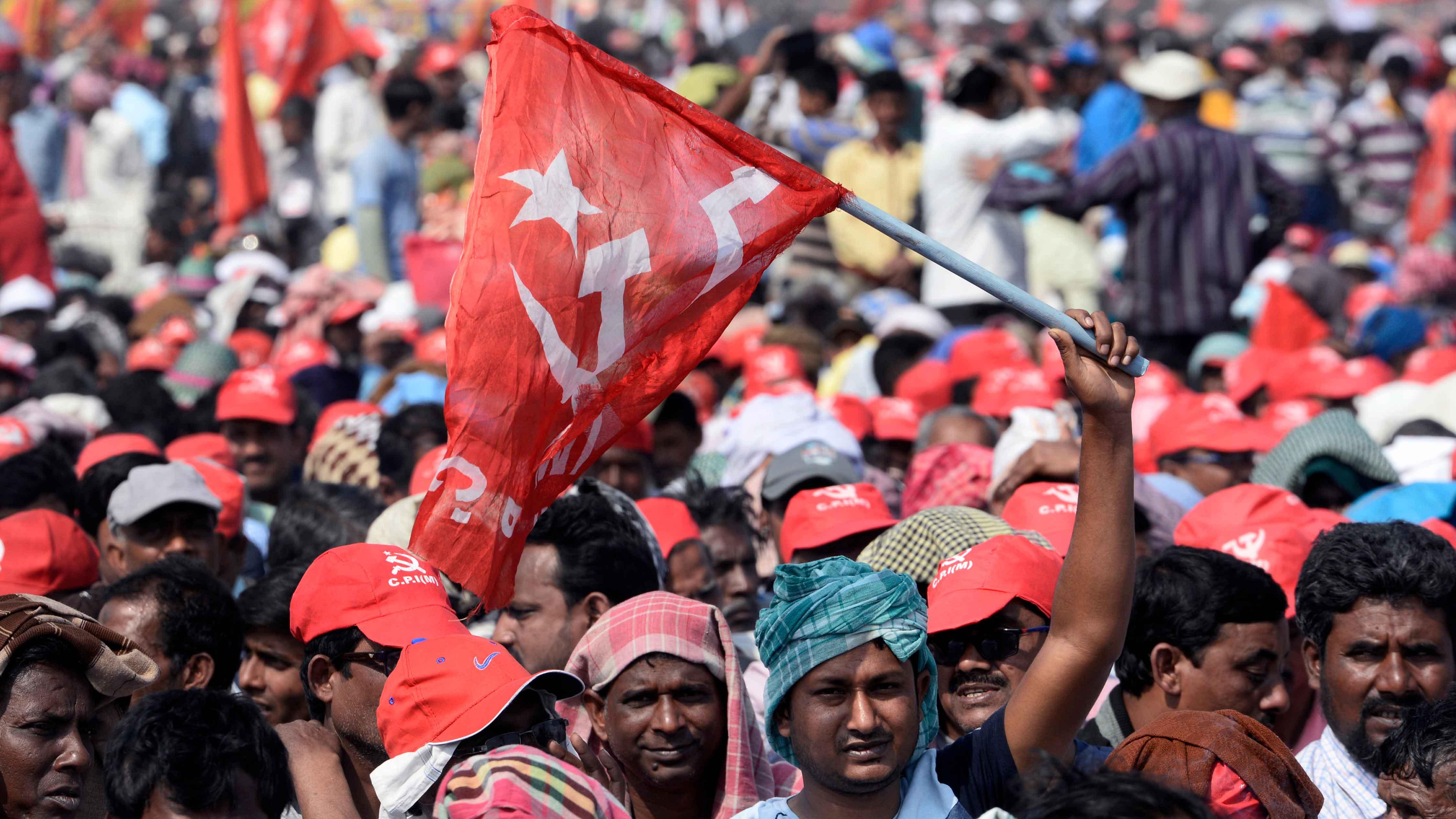 Congress leader joins CPM in Kerala