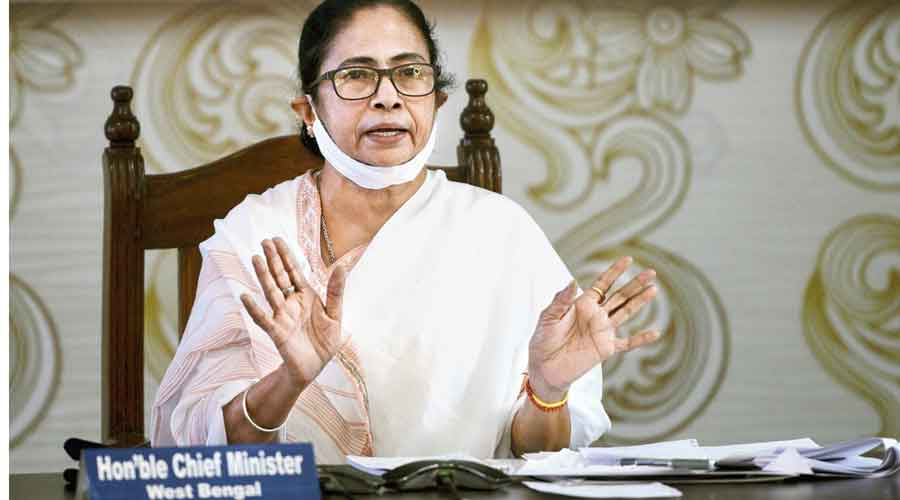 Mamata Banerjee on Friday asked Chief Secretary Alapan Bandopadhyay to issue a notification raising the occupancy limit of theatres from 50 to 100 per cent.