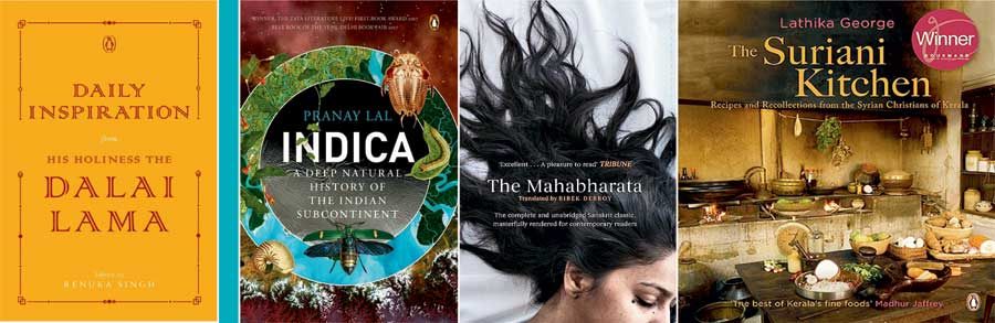 If you'd like to challenge the reader in you and venture into reading something longer, consider Bibek Debroy's 10-volume translation of one of the most legendary works of classical literature, The Mahabharata. Embark on an epic journey of deceit, treachery and valour with the gorgeous box set of all 10 volumes! The text has been masterfully translated from Sanskrit, is unabridged, and is extremely accessible. Another great option is Bibek Debroy's three-volume set of The Valmiki Ramayana.