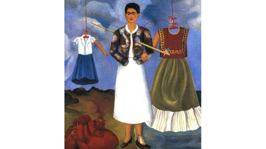 Memory, the Heart, 1937 by Frida Kahlo.