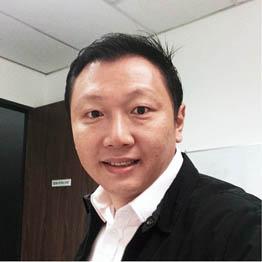 Seah Hong Kiat, vice-president, enterprise solutions APAC, EPOS,