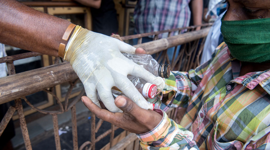"""A youth brings liquor on his motorcycle every evening and sells it to villagers at Rs 30 per bottle. Over 20 villagers took it between 9pm and 10pm on Thursday and went to sleep. They started vomiting and complained of nausea around 1am. Four of them died before they could be taken to hospital. One more person died on Friday,"" a resident said."