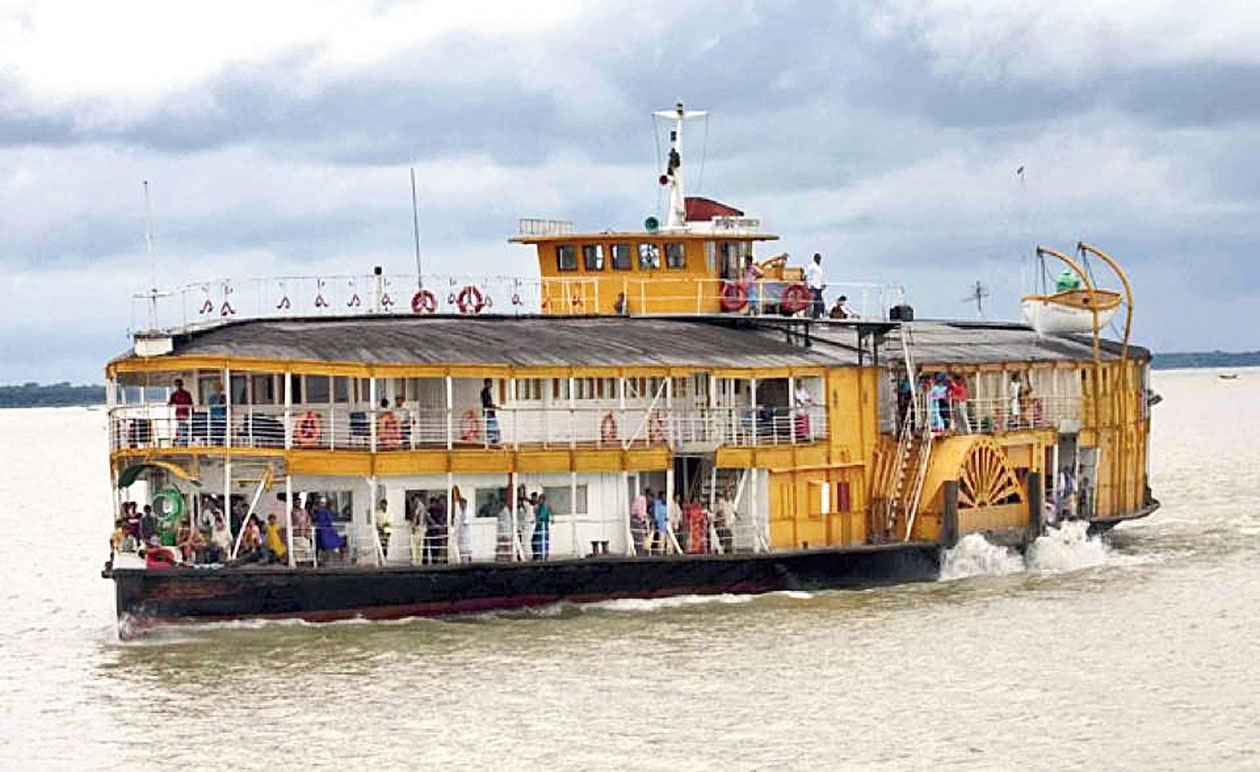 The services that will start on National Waterway-1 will be undertaken by the wholly owned subsidiary of SCI — Calcutta-registered Inland & Coastal Shipping Ltd.