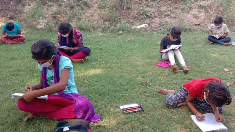 VOX PIPULI: School ki Ghanti is reaching out through radio services to those who cannot afford digital learning