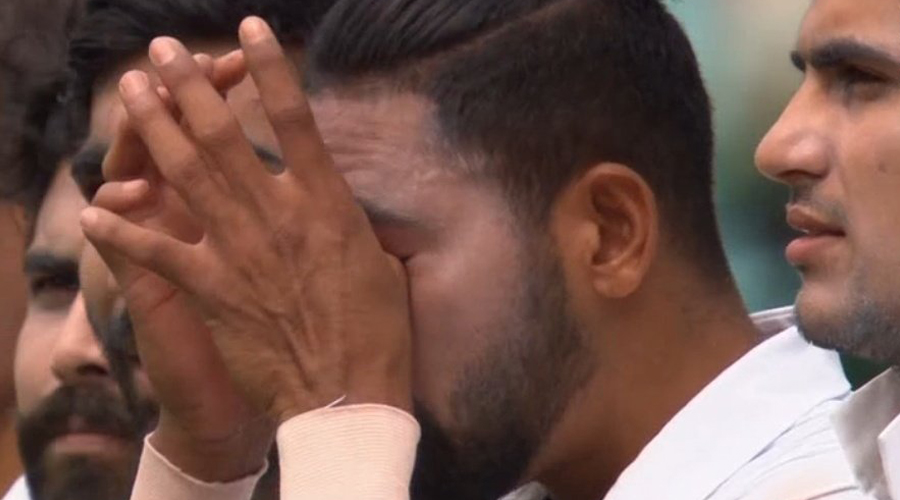 Play was halted at SCG on Sunday after Mohammed Siraj complained of facing racial abuse.