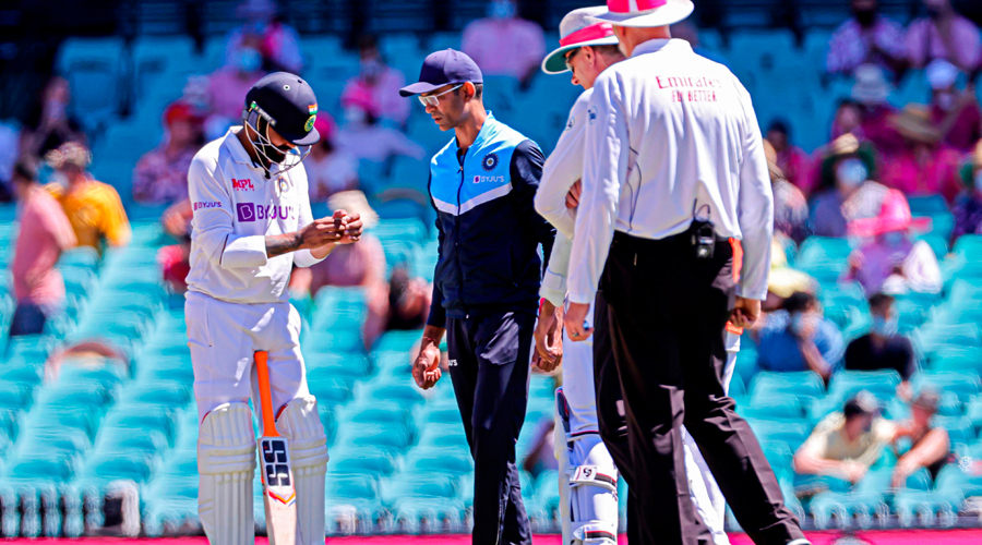 'The BCCI has confirmed that Ravindra Jadeja has been ruled out of the fourth Border-Gavaskar Test due to a dislocated thumb picked up on day three of the third Test.'
