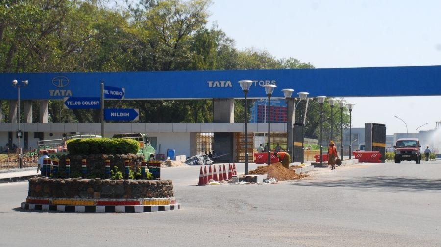 The Jamshedpur plant of Tata Motors.