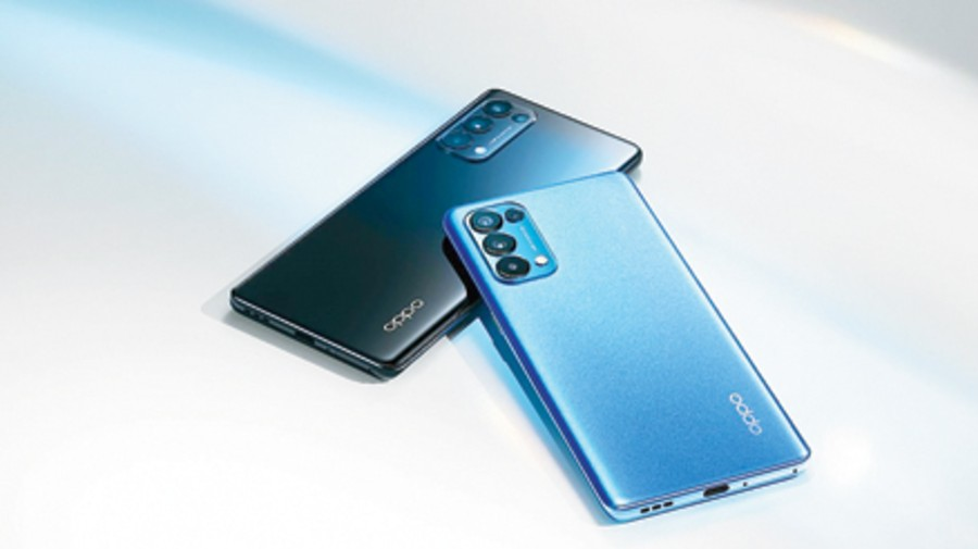 The Oppo Reno 5 Pro 5G will launch on January 18.
