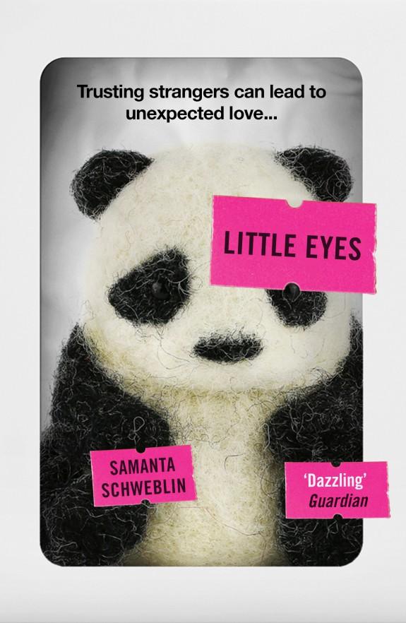 Little eyes bySamanta Schweblin,Oneworld, Rs 399