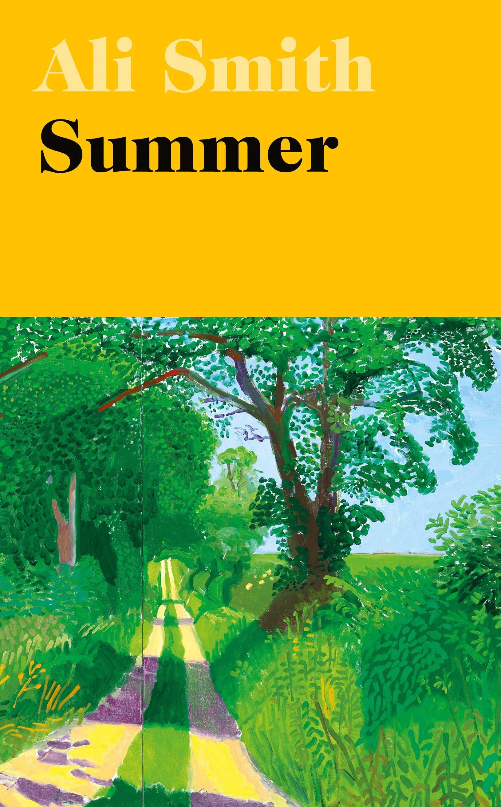 Summer byAli Smith,Hamish Hamilton, Rs 699
