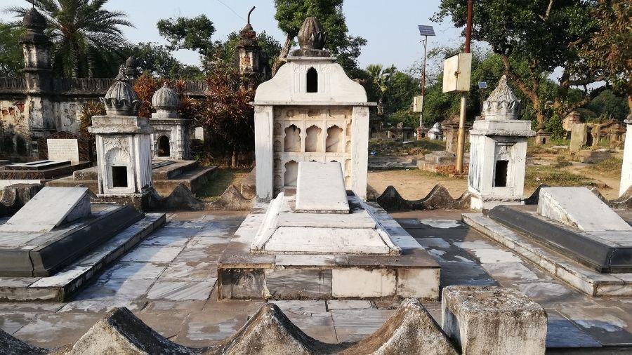 GRAVE TRUTHS: Mir Jafar's tomb in Murshidabad
