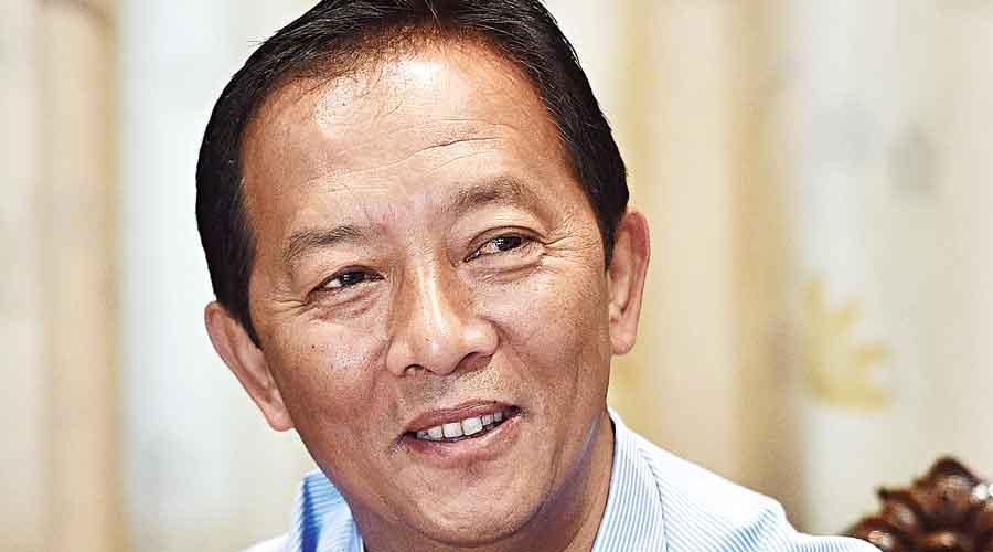 P. S. Tamang (Golay)