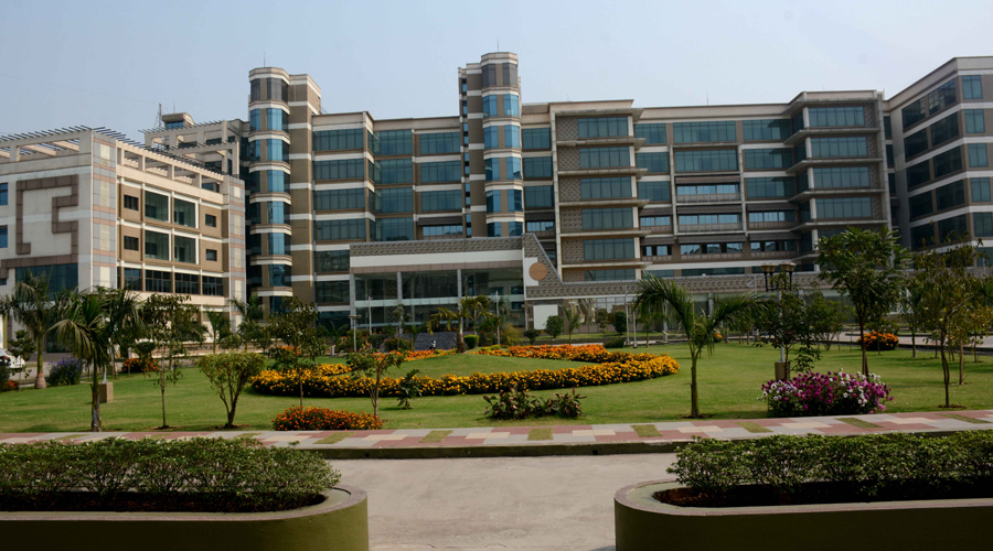XLRI campus in Jamshedpur.