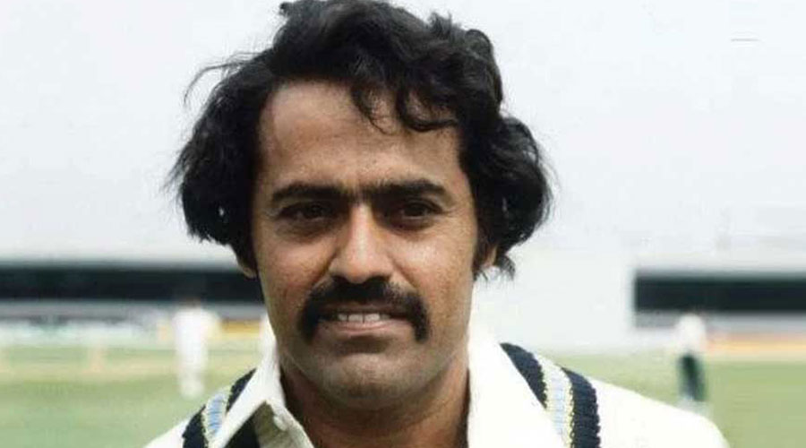 Former India spinner Bhagwat Chandrasekhar.