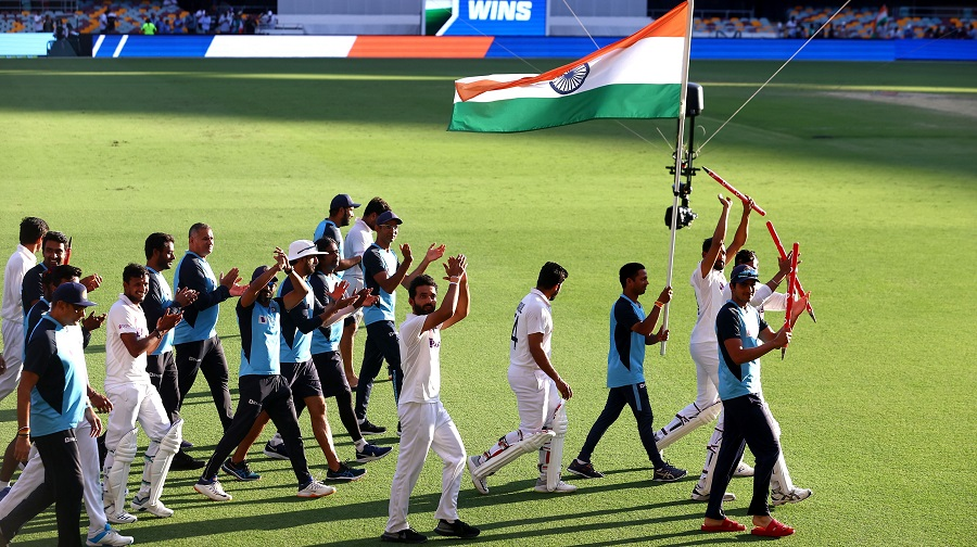 The victory Down Under handed India 430 points, putting it ahead of New Zealand (420) and Australia (332).