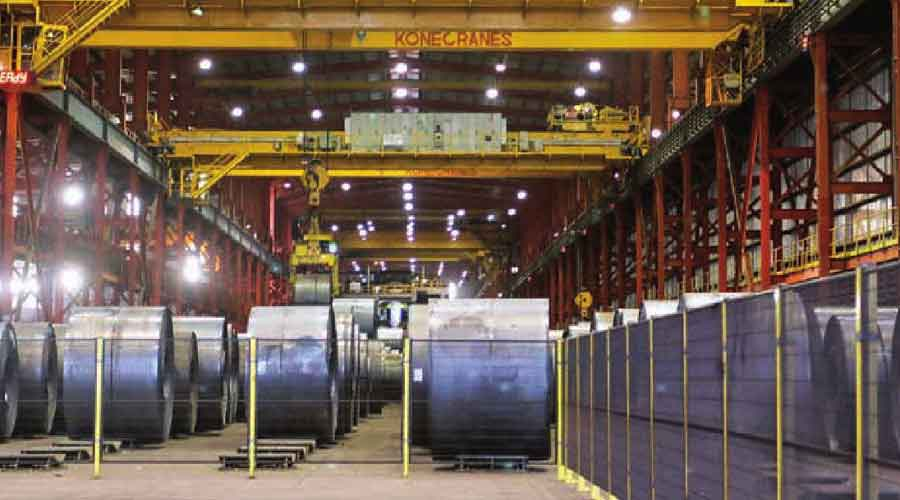 The Indian Steel Association has informed the PMO that the surge in prices was because of rising raw material costs and demanded a ban on iron ore export for six months