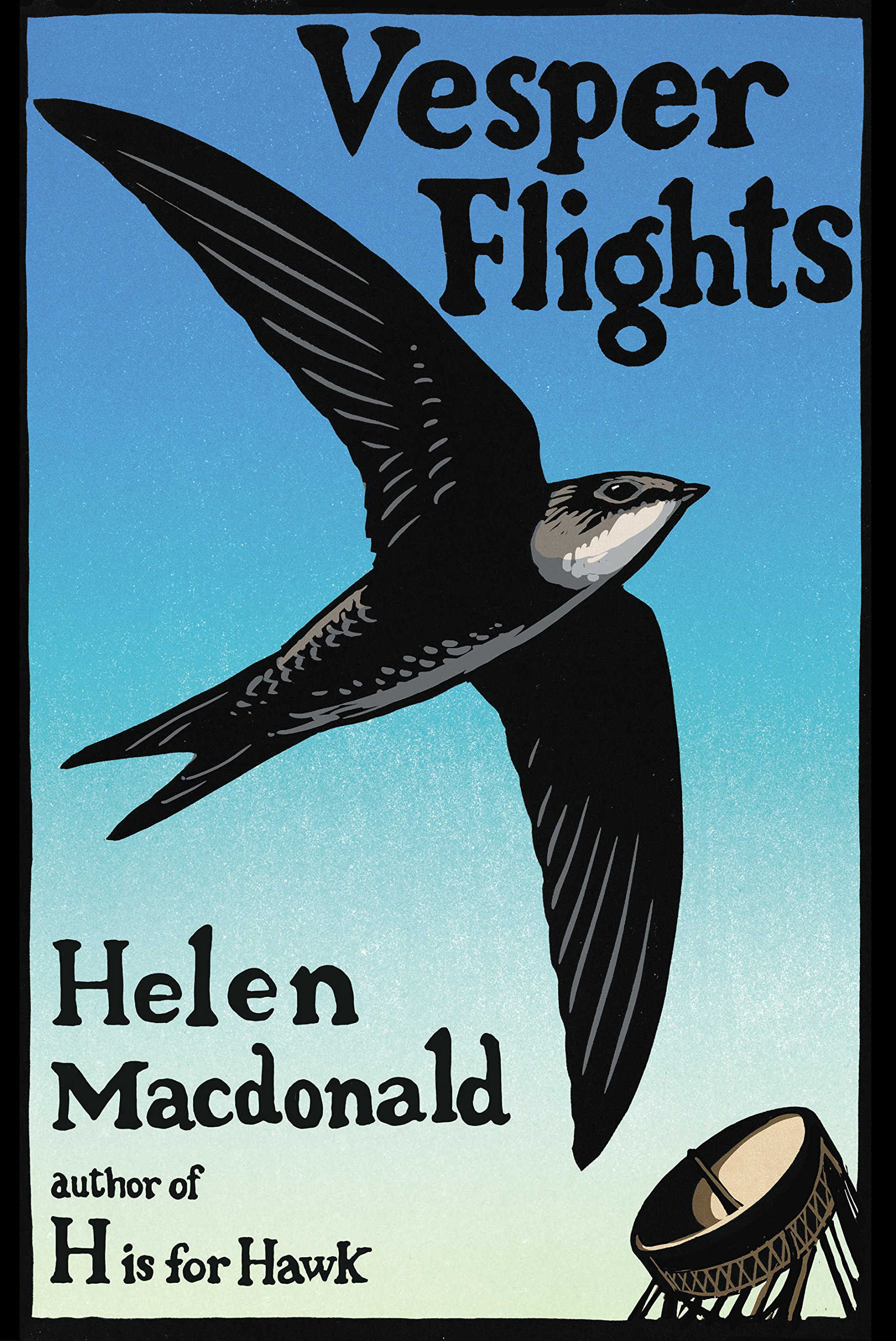 Vesper Flights by Helen Macdonald, Vintage, Rs 799