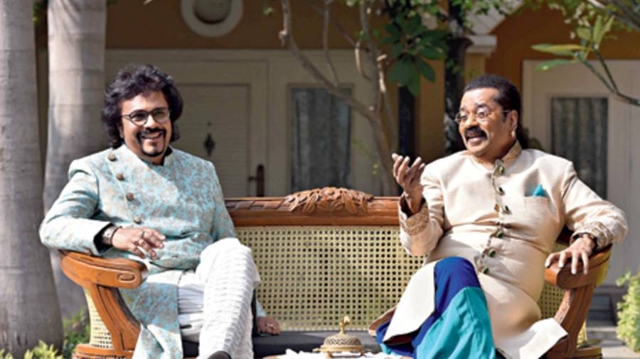 Bickram Ghosh and Hariharan