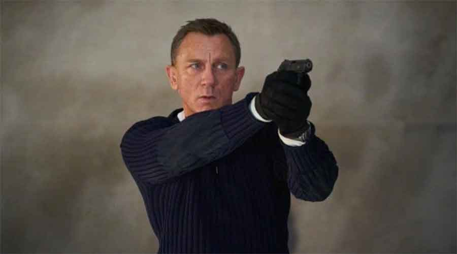 The delay was announced on the James Bond official twitter account with just the new date for the release.