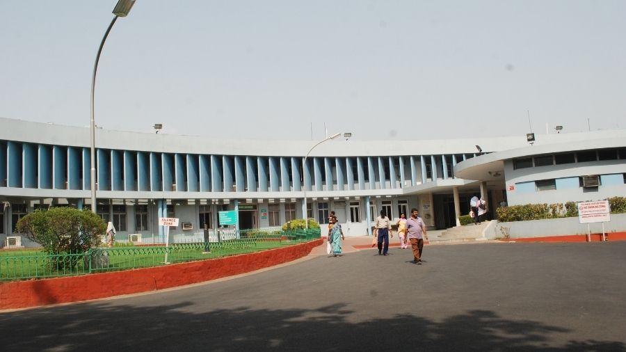 Tata Motors Hospital in Telco.
