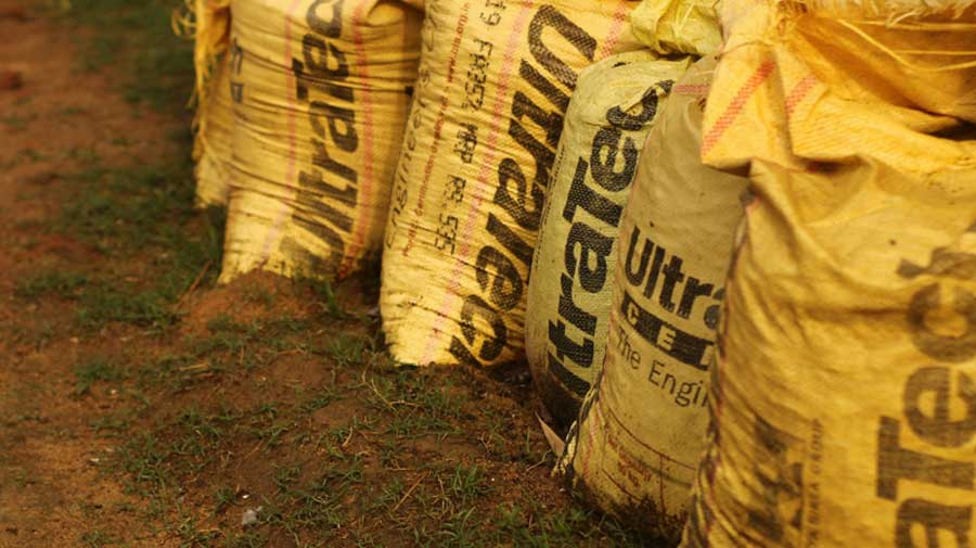 UltraTech Cement's total expenses were at Rs 10,190.03 crore against Rs 9,611.08 crore, down 6.29 per cent