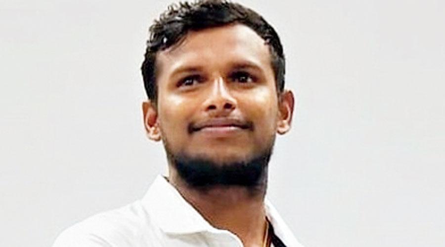 T. Natarajan.