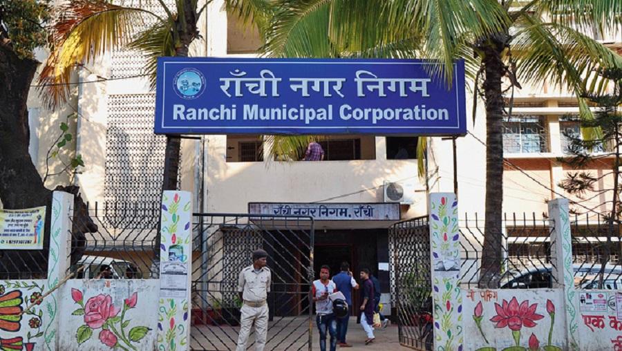 Ranchi Municipal Corporation.