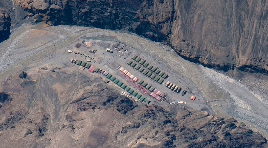 A security official attached to the Union home ministry said the situation in Ladakh was simmering and evolving fast.