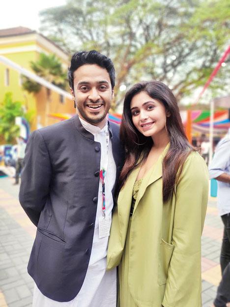 Soham and Ritabhari star in Brahma Janen Gopon Kommoti