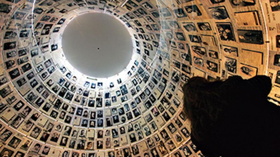 Yad Vashem, Israel's official Holocaust memorial, Jerusalem.