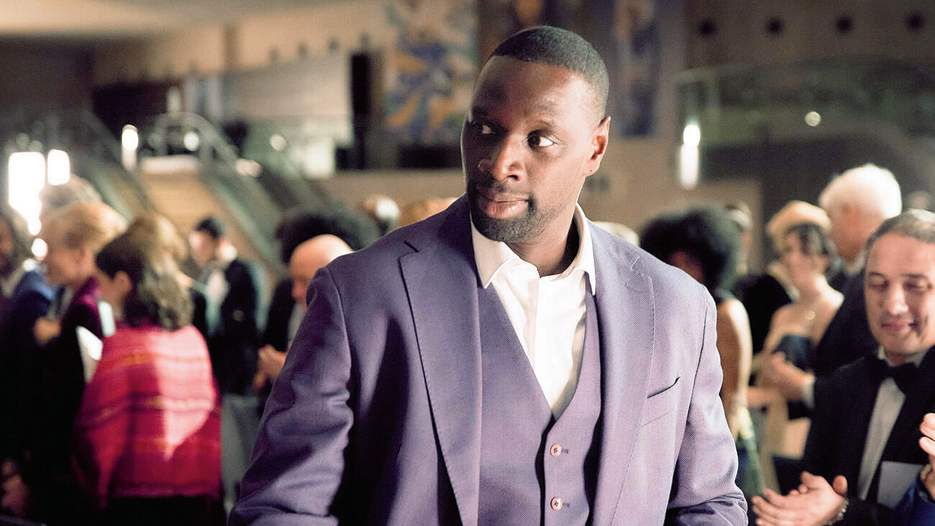 Omar Sy in Lupin, now streaming on Netflix.