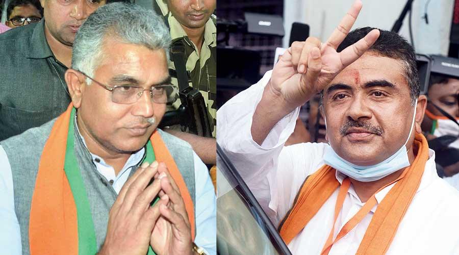 Delhi trip again shows BJP cracks