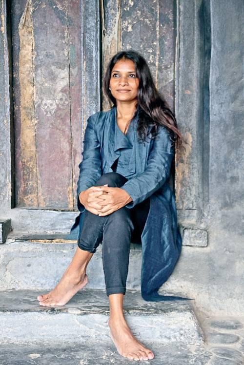 Designer Vaishali Shadangule