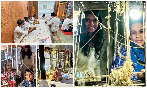 For Vaishali Shadangule, involving craftsmen and giving them their dues have no other alternative