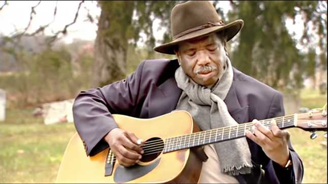 A still from the film The Blues Story