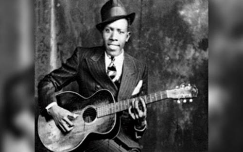 Robert Johnson's life is explored in Devil at the Crossroads
