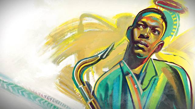 Chasing Trane: The John Coltrane Documentary talks about the spiritual connection the artiste had with jazz