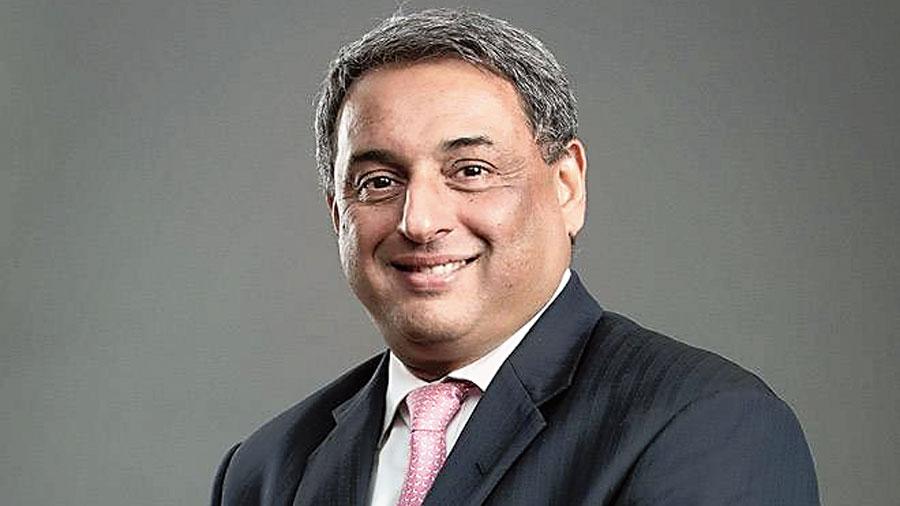 T.V. Narendran.