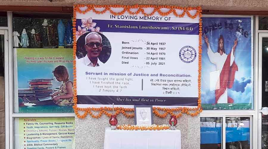 Pledge to continue Father Stan's 'mission'