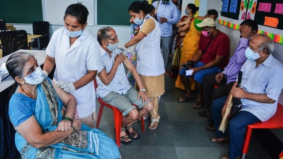 India's vaccine drive not as bad as it looks