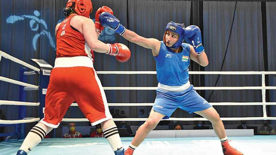 Boxer Pooja Rani