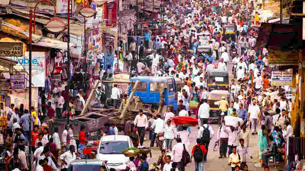 Within the next decade, India will be the world's most populous country, overtaking China.