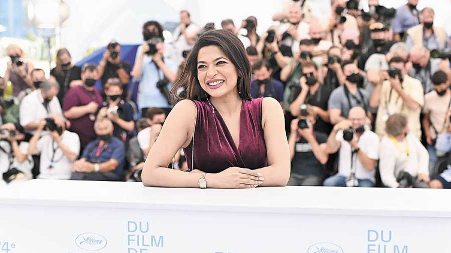 Azmeri Haque Badhon at Cannes Film Festival this year