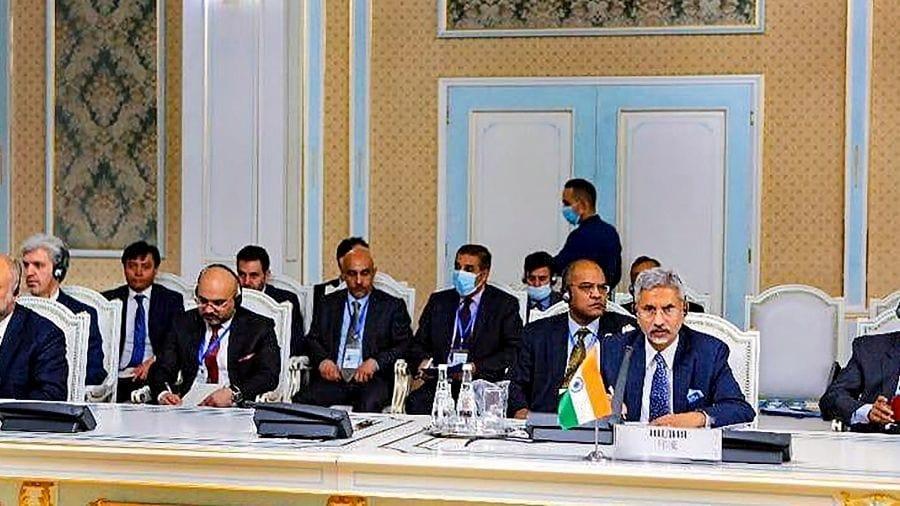 Jaishankar presents Afghanistan roadmap